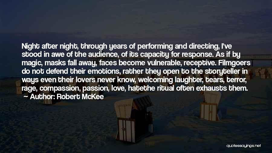 Do Not Fall Quotes By Robert McKee