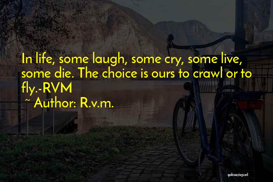 Do Or Die Motivational Quotes By R.v.m.