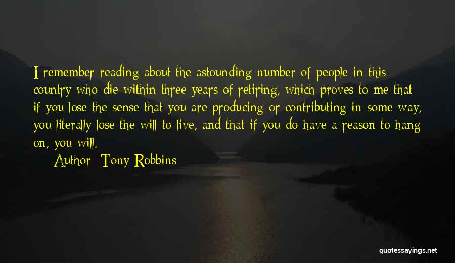 Do Or Die Motivational Quotes By Tony Robbins
