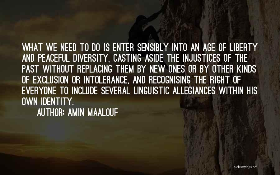 Do The New Quotes By Amin Maalouf