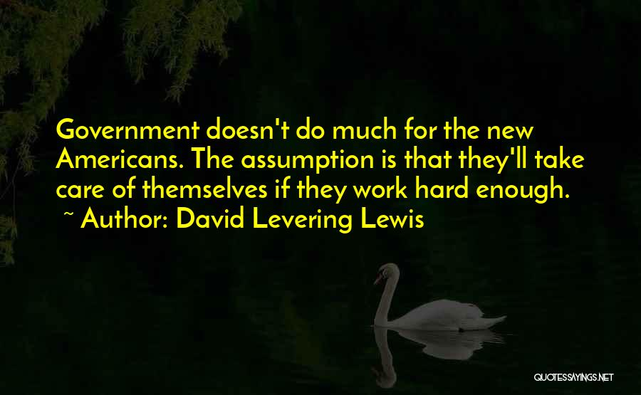 Do The New Quotes By David Levering Lewis