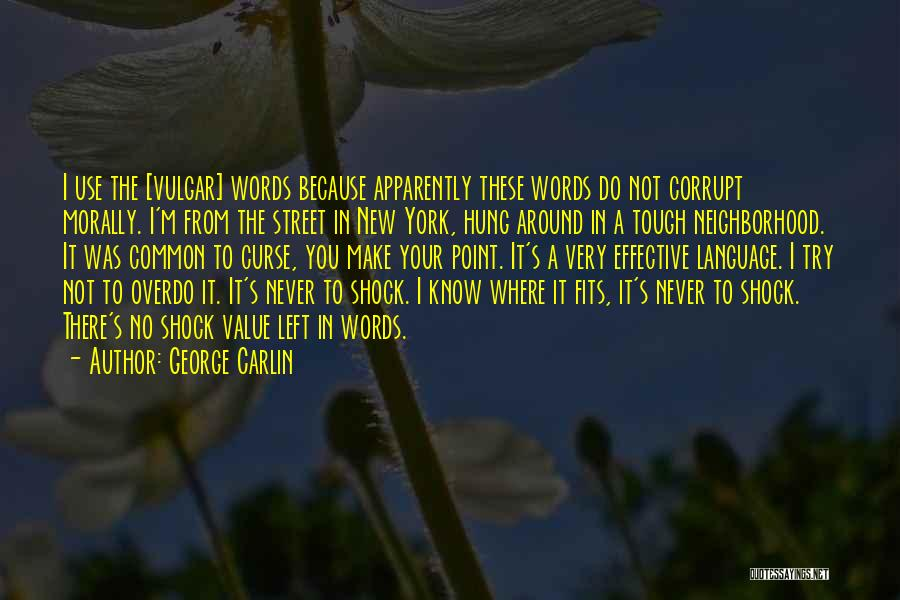 Do The New Quotes By George Carlin