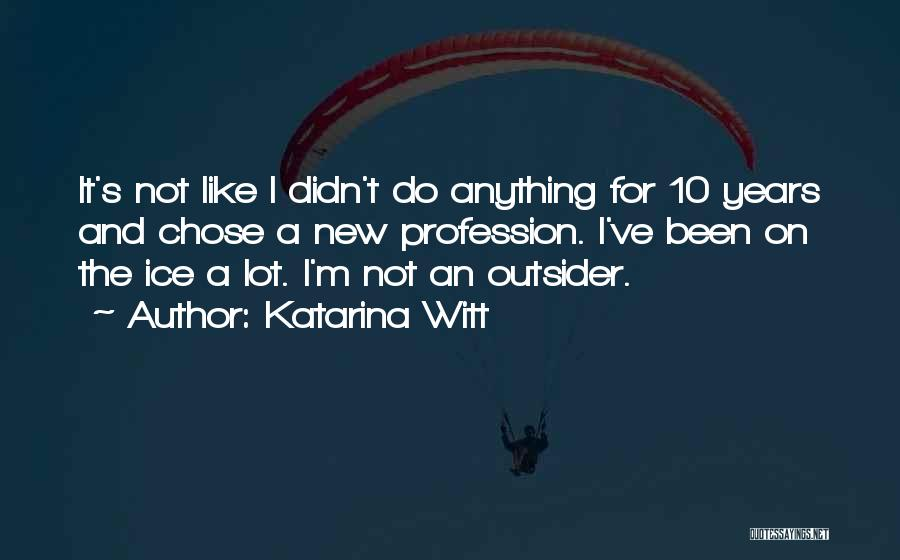 Do The New Quotes By Katarina Witt