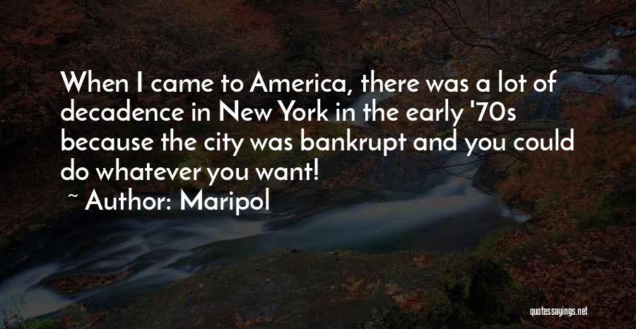 Do The New Quotes By Maripol
