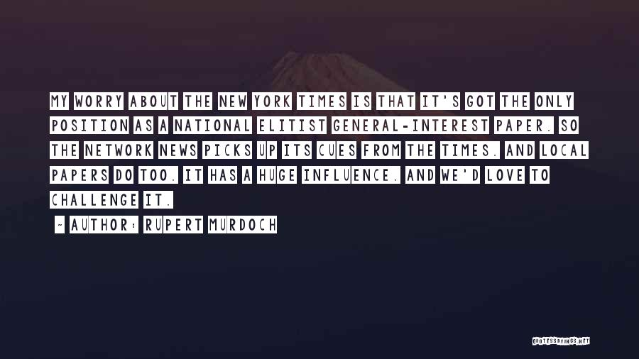 Do The New Quotes By Rupert Murdoch