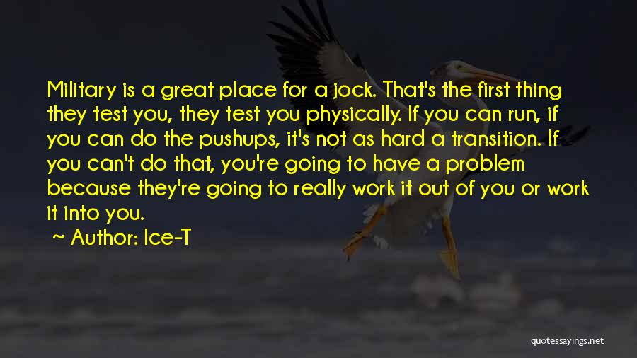 Do The Work Quotes By Ice-T