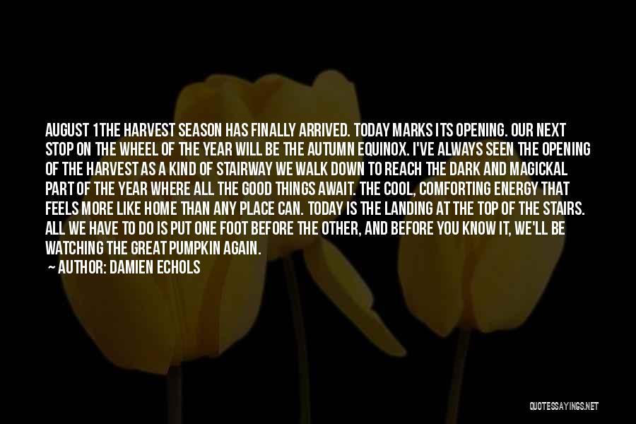 Do Things You Like Quotes By Damien Echols