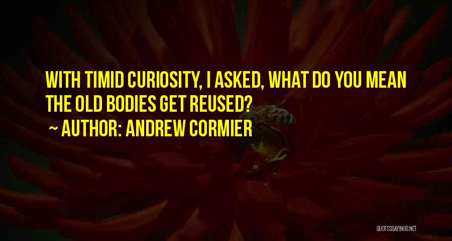 Do What You Mean Quotes By Andrew Cormier