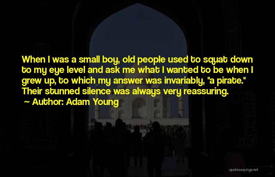 Do You Squat Quotes By Adam Young