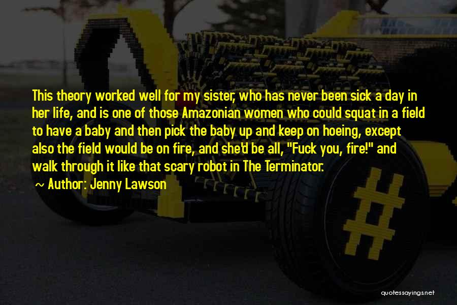 Do You Squat Quotes By Jenny Lawson
