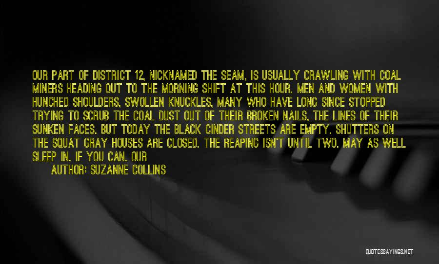 Do You Squat Quotes By Suzanne Collins