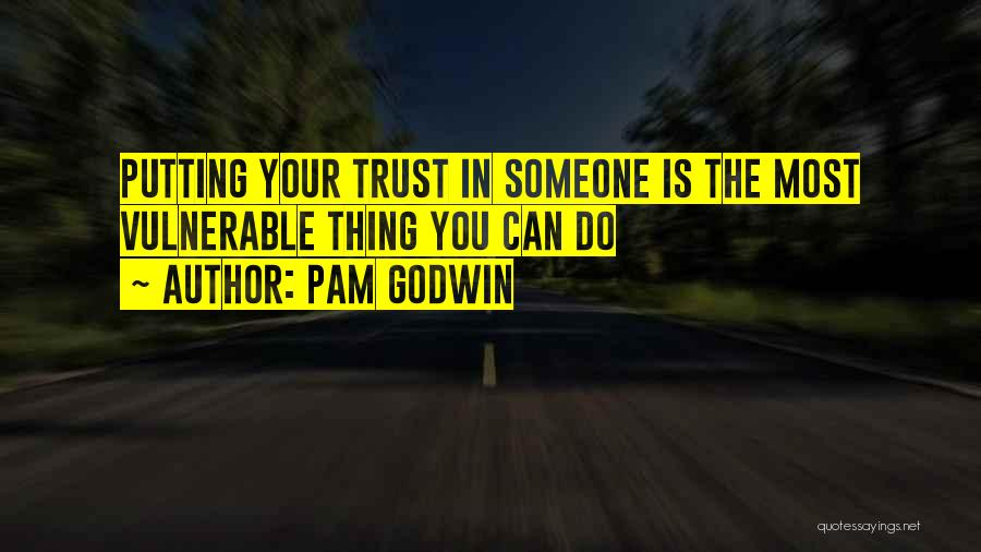 Do Your Thing Quotes By Pam Godwin