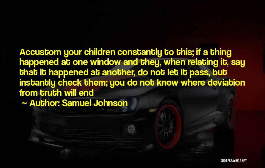 Do Your Thing Quotes By Samuel Johnson