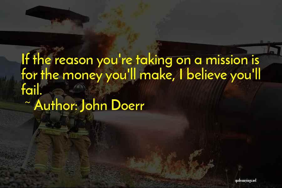 Doerr Quotes By John Doerr