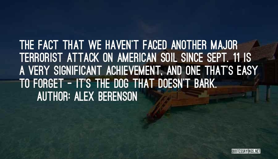 Dog And Quotes By Alex Berenson