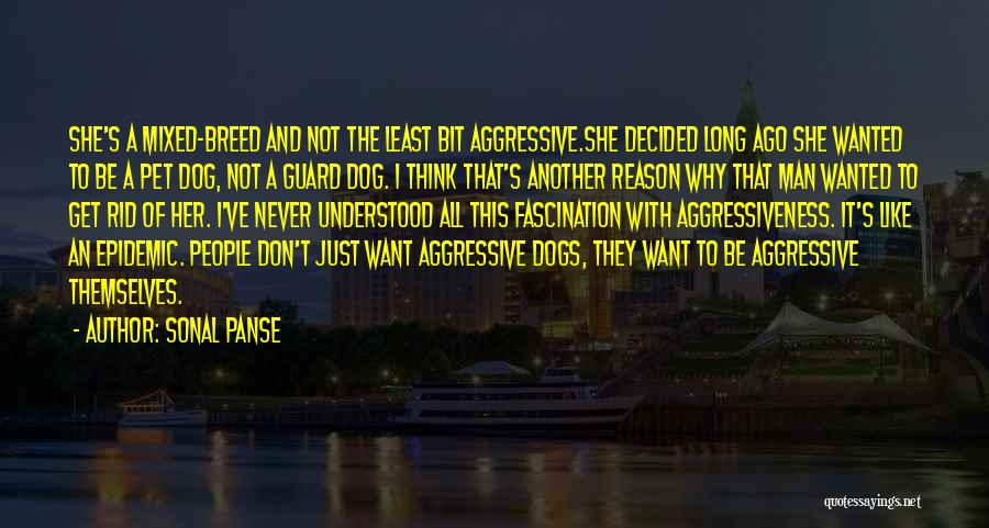 Dog Breed Quotes By Sonal Panse