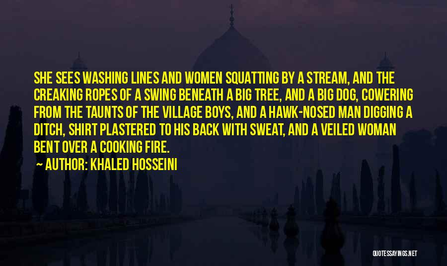 Dog Digging Quotes By Khaled Hosseini
