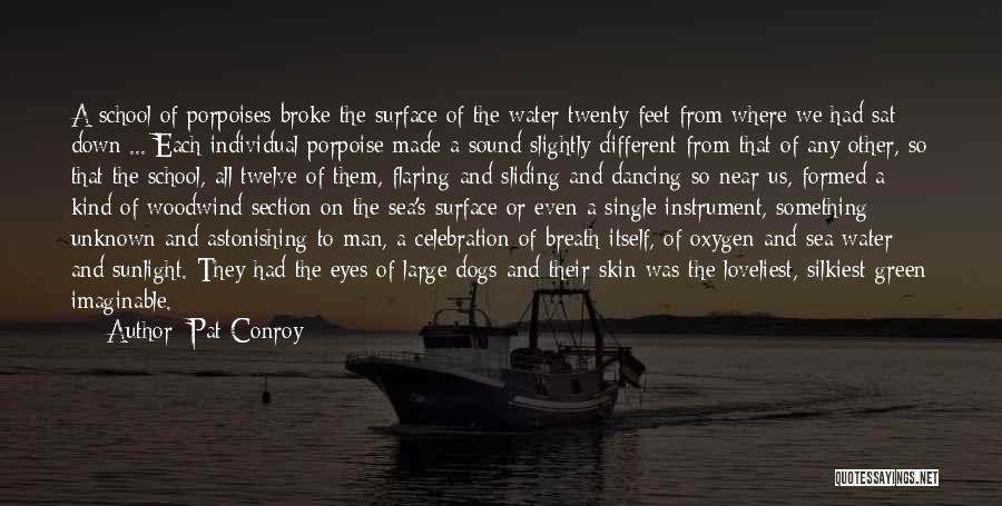 Dogs And The Sea Quotes By Pat Conroy