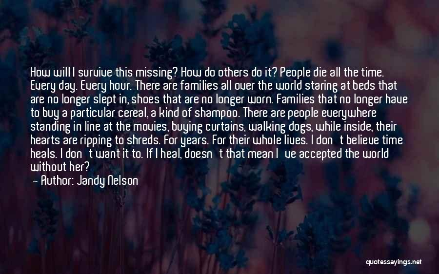 Dogs Day Out Quotes By Jandy Nelson