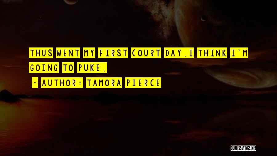 Dogs Day Out Quotes By Tamora Pierce