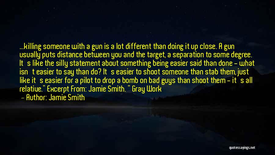 Doing A Lot For Someone Quotes By Jamie Smith