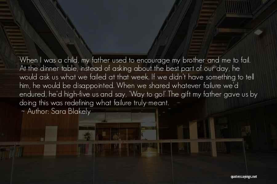 Doing Best Quotes By Sara Blakely