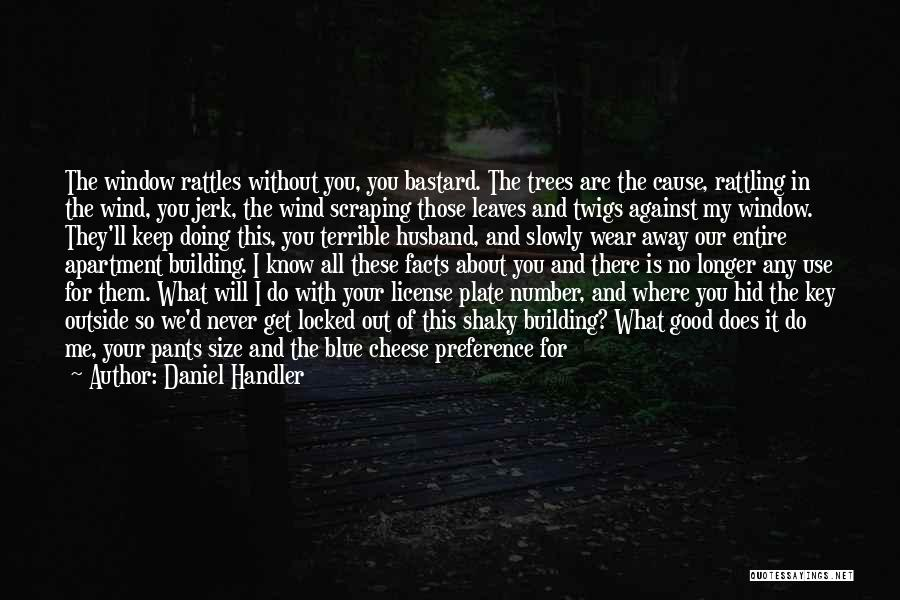 Doing Good Without You Quotes By Daniel Handler
