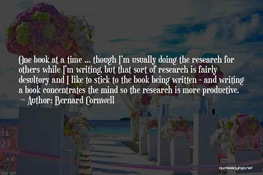 Doing More For Others Quotes By Bernard Cornwell