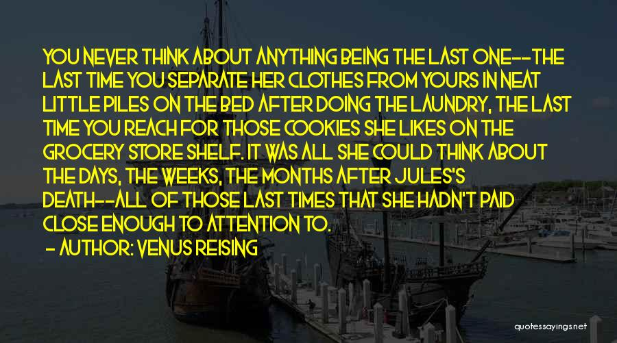 Doing My Laundry Quotes By Venus Reising