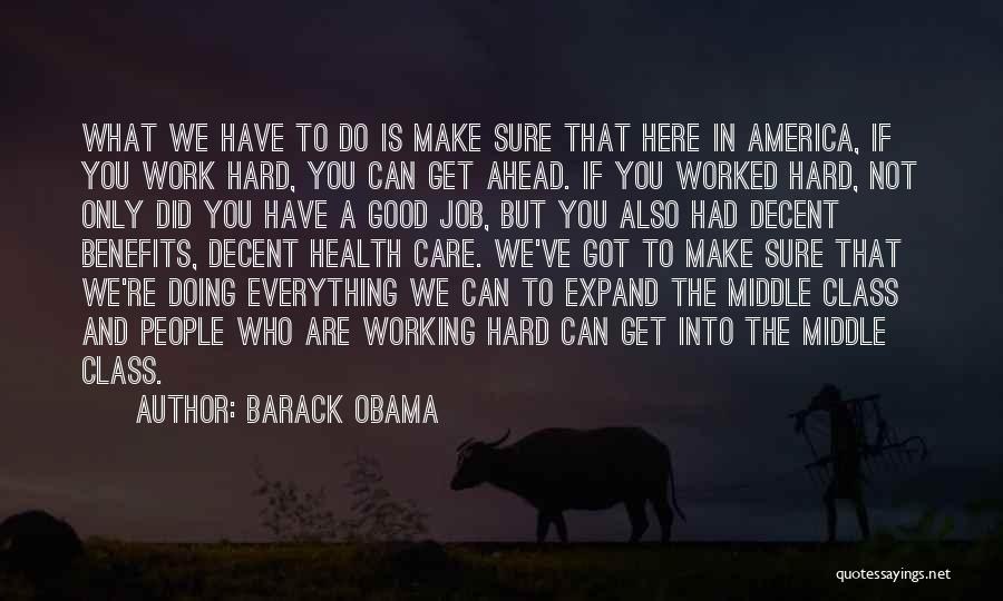 Doing Only What You Can Quotes By Barack Obama