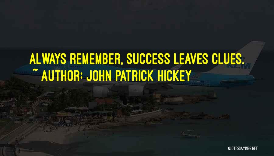Doing Personal Best Quotes By John Patrick Hickey