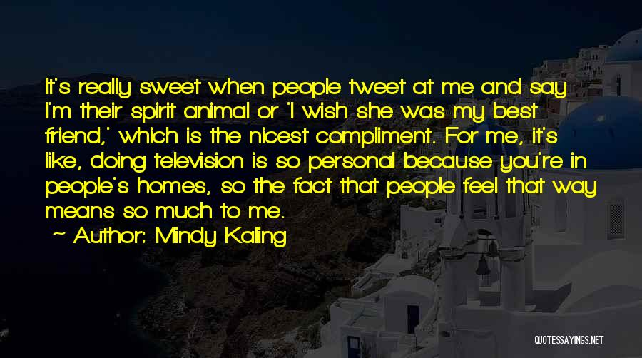 Doing Personal Best Quotes By Mindy Kaling