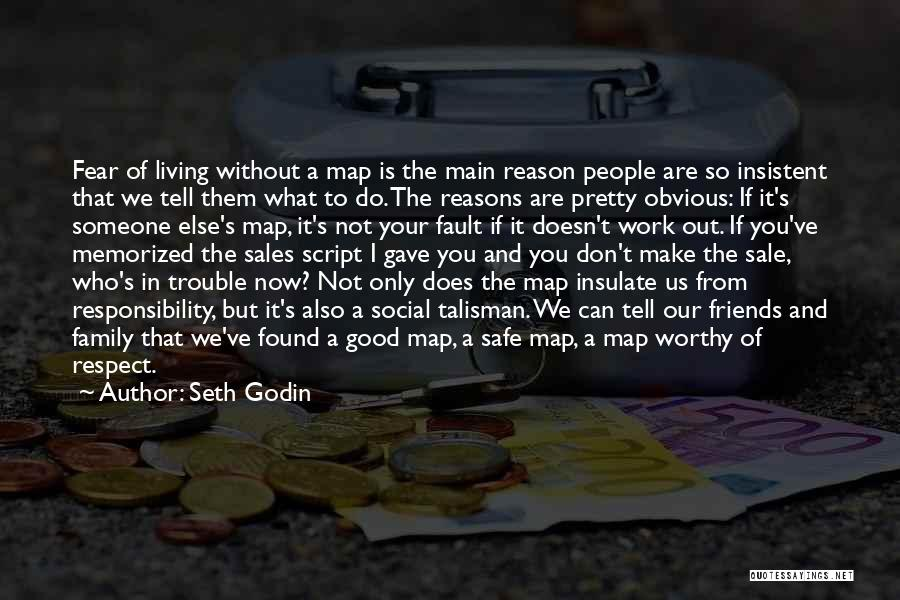 Doing Someone Else's Work Quotes By Seth Godin