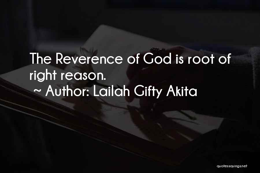 Doing The Right Thing For The Right Reason Quotes By Lailah Gifty Akita