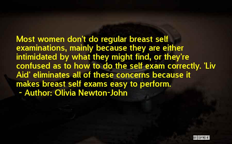 Doing Things Correctly Quotes By Olivia Newton-John