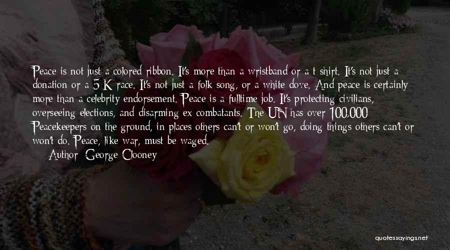 Doing Things Over And Over Quotes By George Clooney