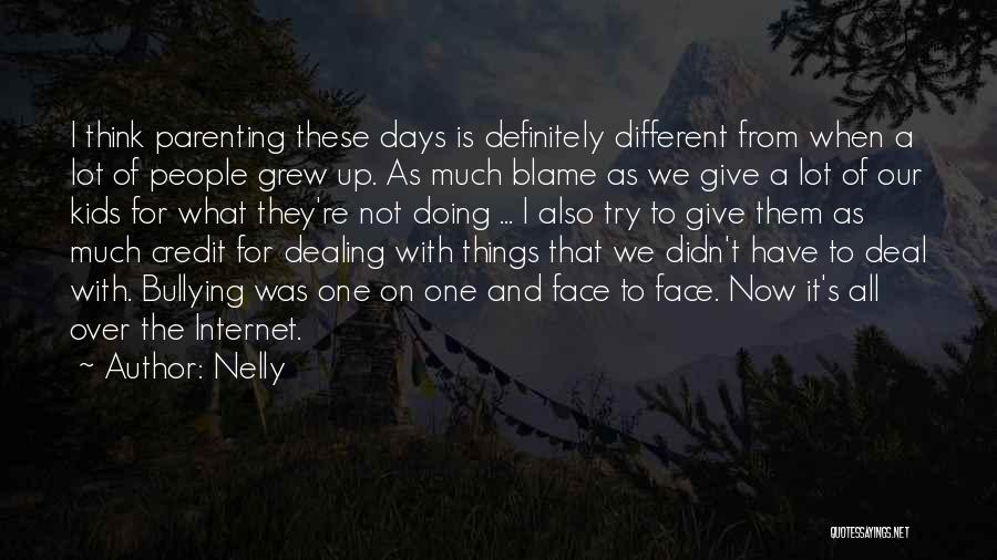 Doing Things Over And Over Quotes By Nelly