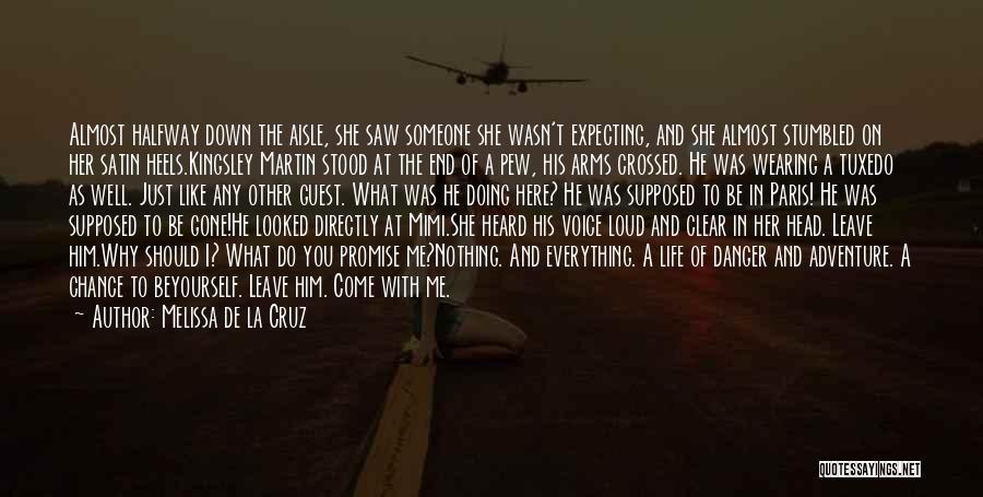 Doing Well In Life Quotes By Melissa De La Cruz
