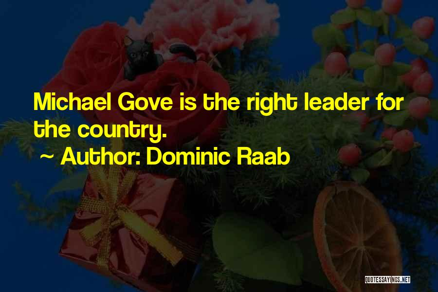 Dominic Raab Quotes 155931