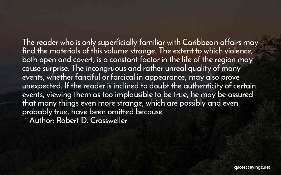 Dominican Republic Quotes By Robert D. Crassweller