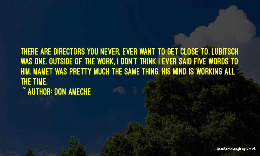 Don Ameche Quotes 1071521