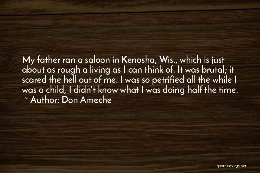 Don Ameche Quotes 1514678