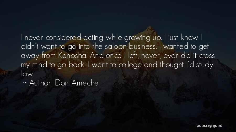 Don Ameche Quotes 1941114