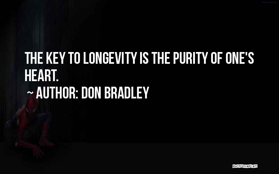 Don Bradley Quotes 2095732
