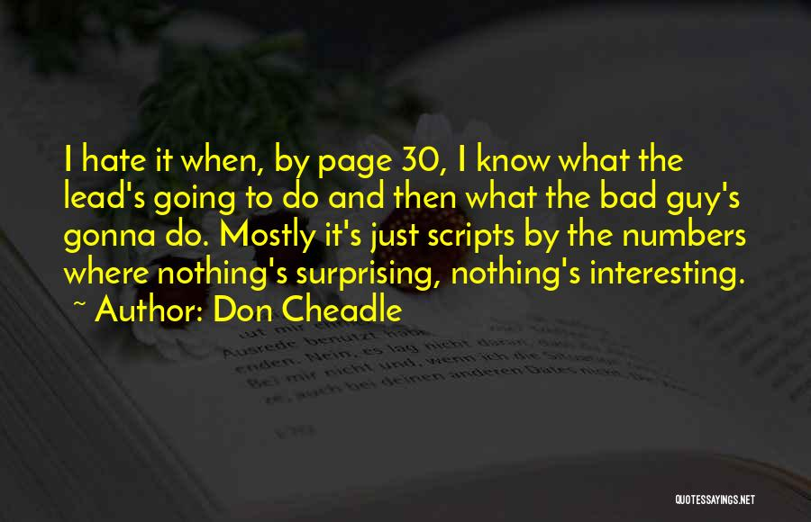 Don Cheadle Quotes 1978062
