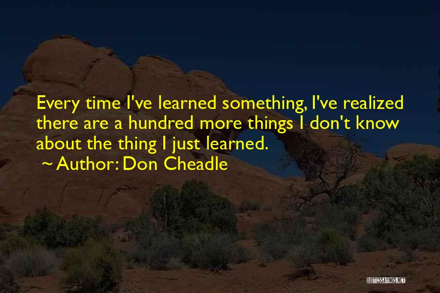 Don Cheadle Quotes 2076812