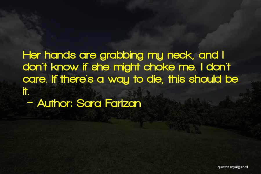 Don Die Quotes By Sara Farizan