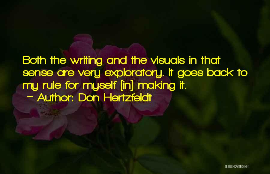 Don Hertzfeldt Quotes 2230861