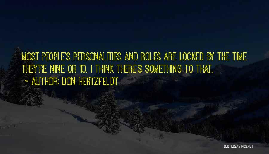 Don Hertzfeldt Quotes 352433
