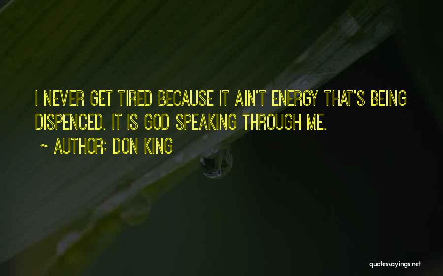 Don King Quotes 108432